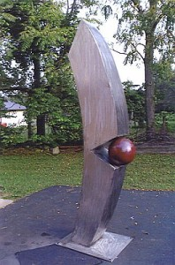 Examples of Metal Artwork by Steve Bush