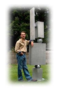 Steven W Bush, Metal Artwork and Design Columbus Ohio